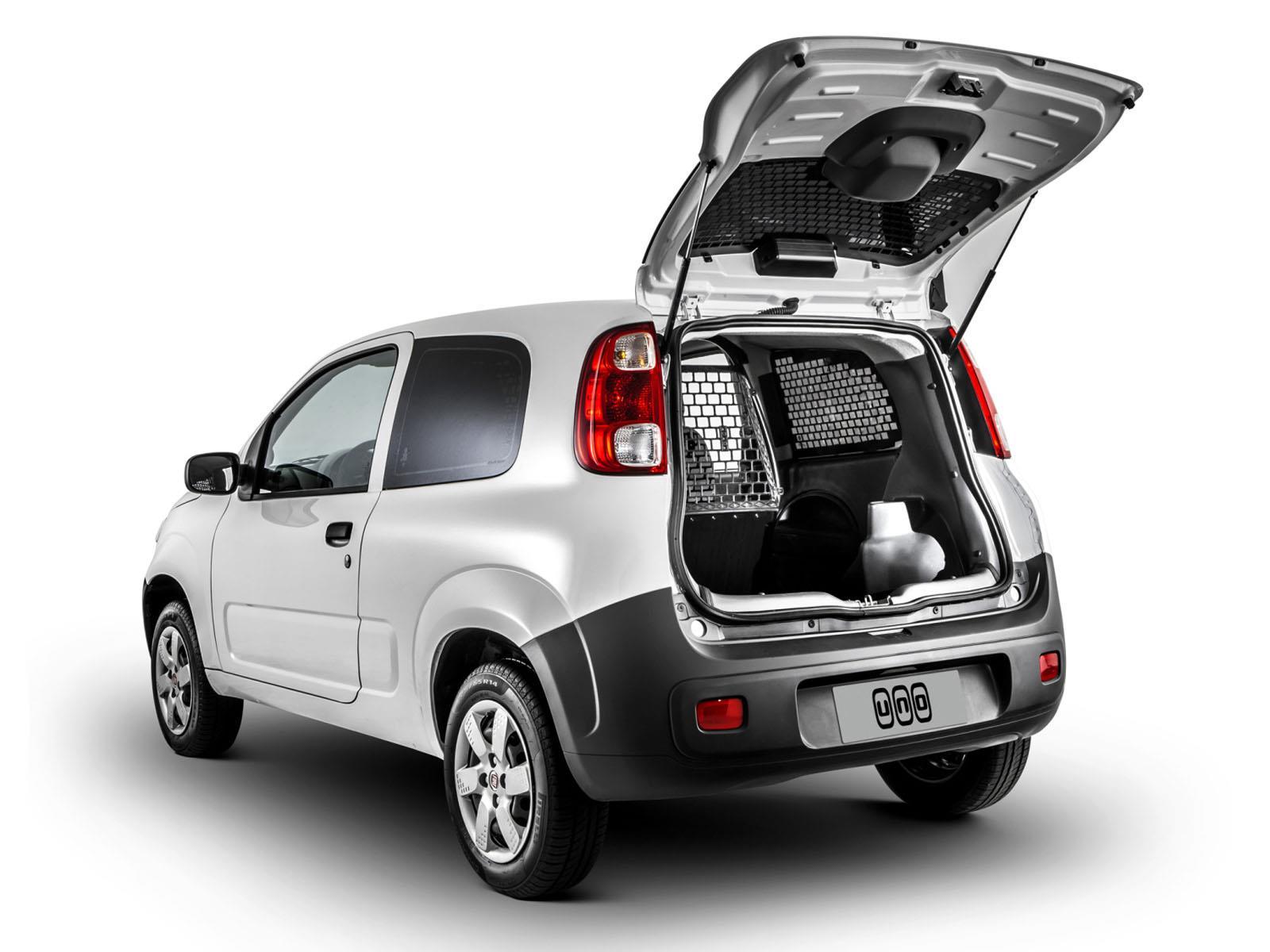 Fiat Presenta El Nuevo Fiorino Y El Uno Cargo