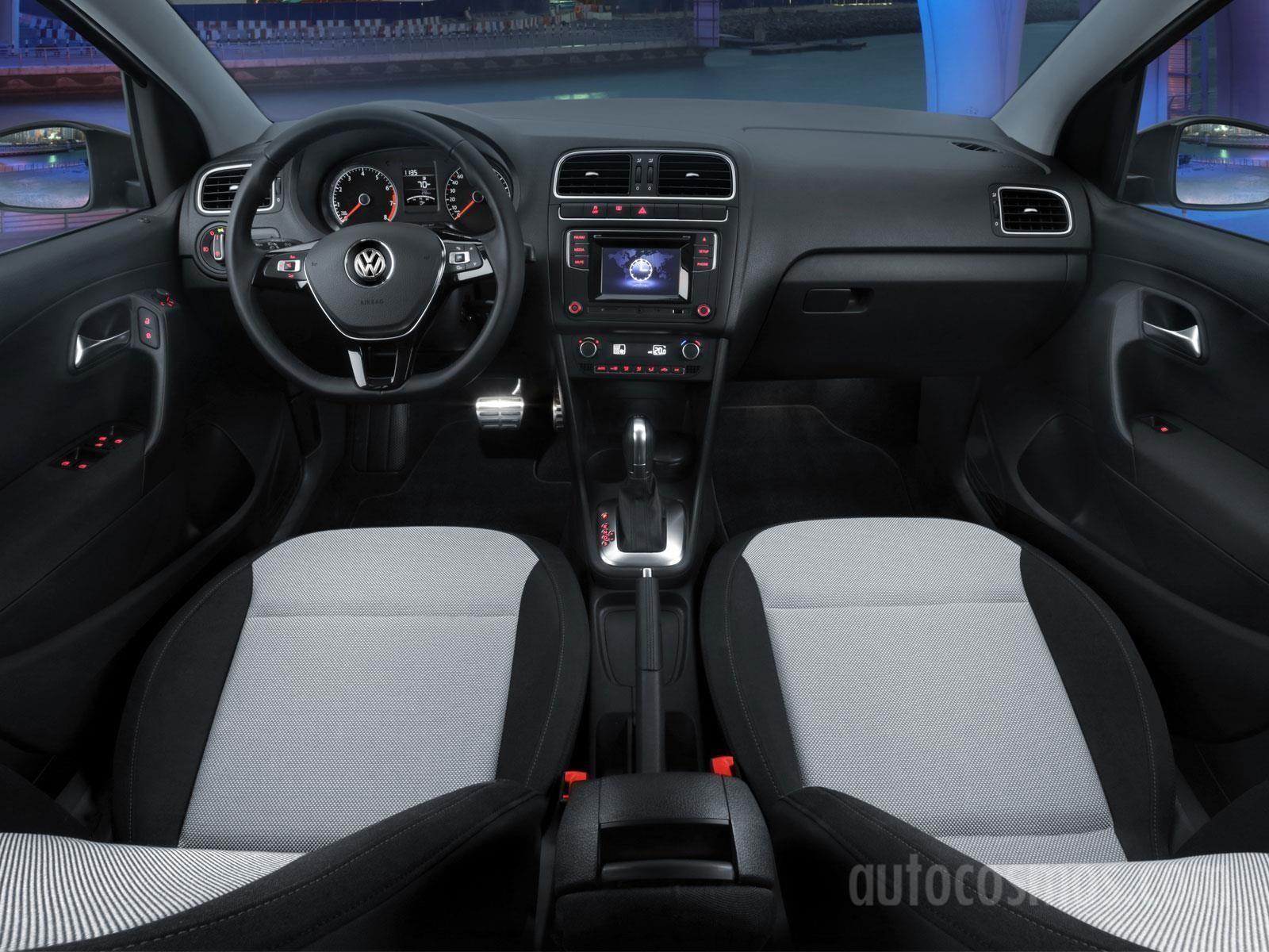 Volkswagen Polo Sportline 2018 Autocosmos Com