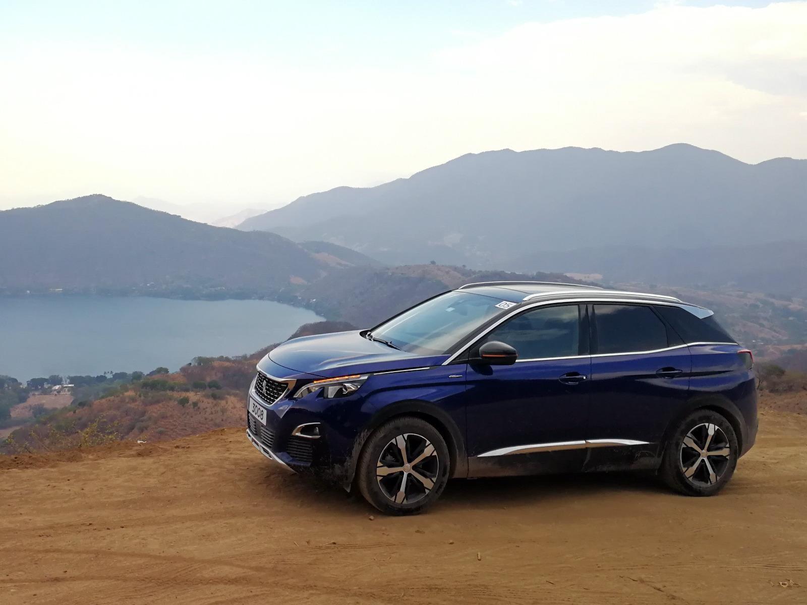 Peugeot 3008 2018 A Prueba Autocosmos Com