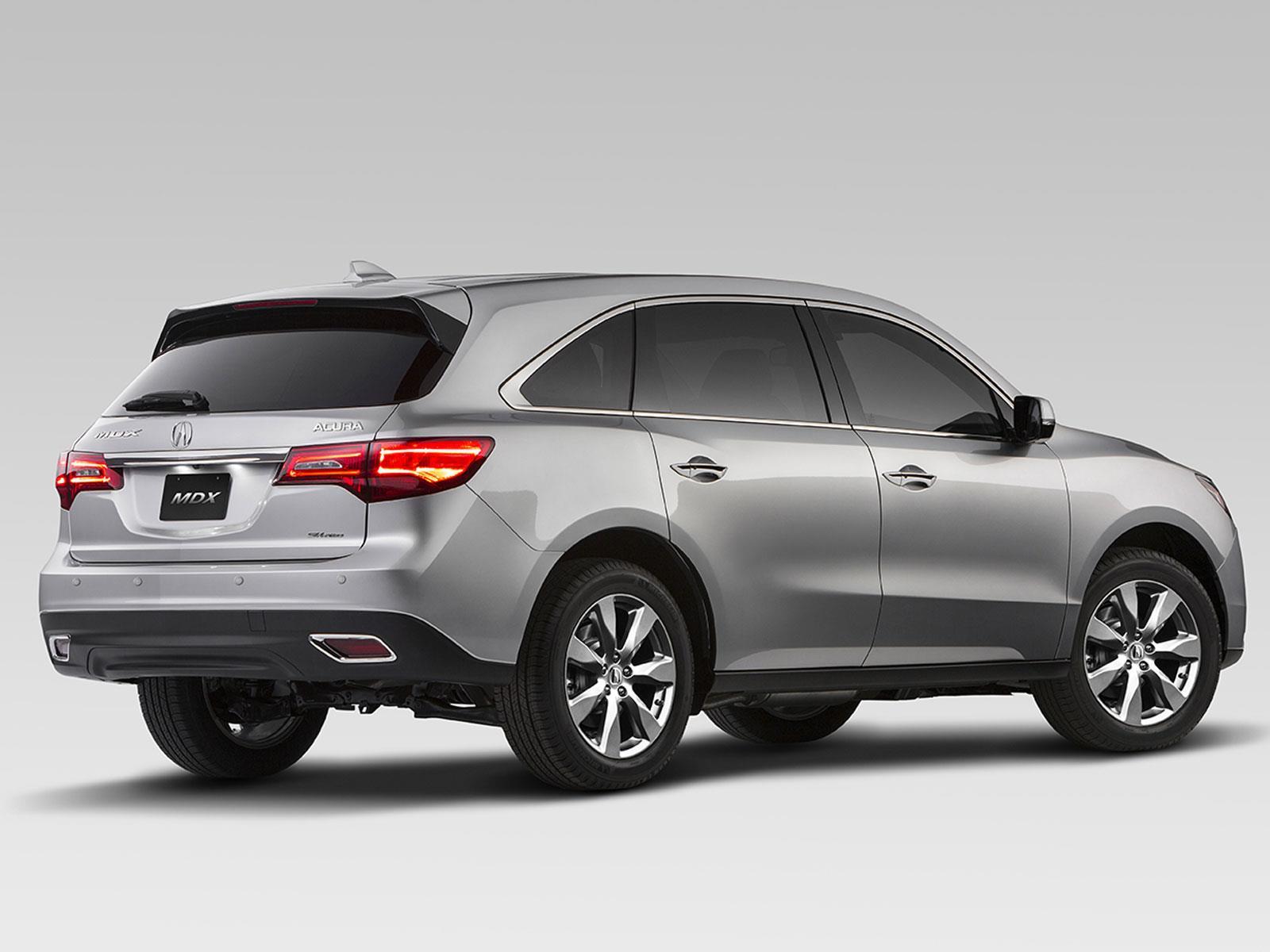 Acura Mdx 2016 Llega A M 233 Xico En 813 900 Pesos