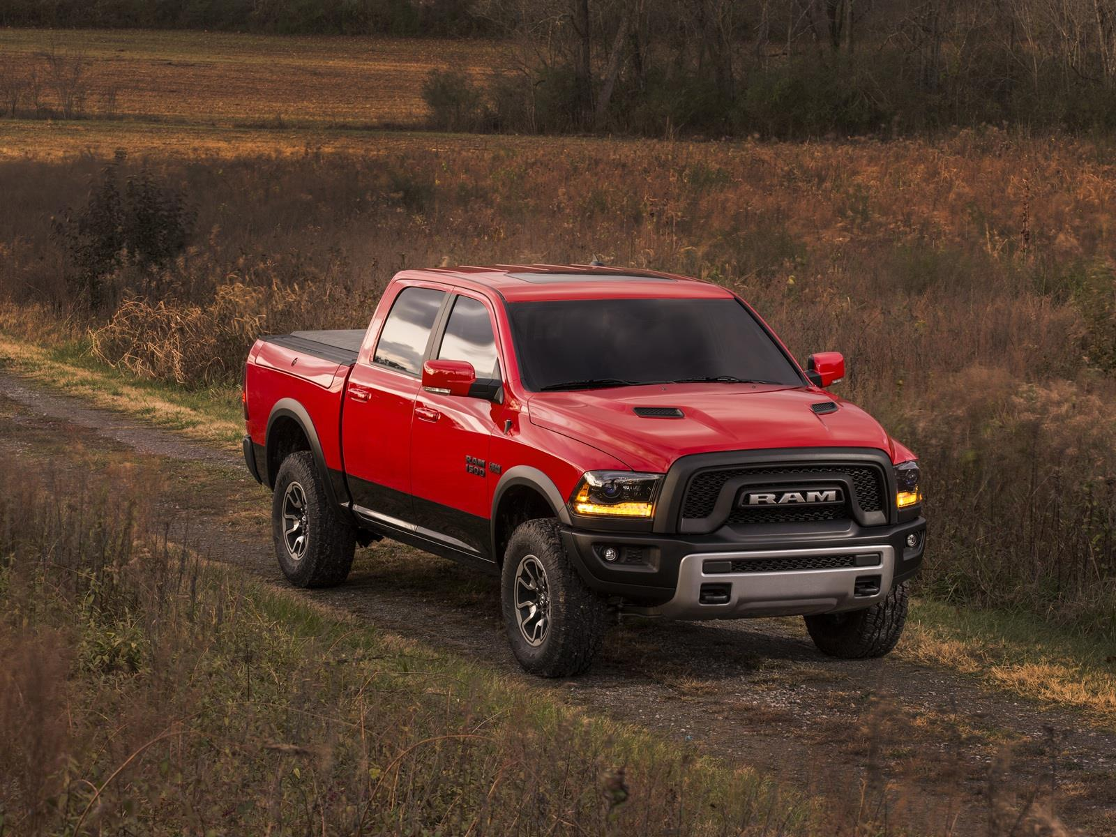 Autoshow de Detroit 2015 - Ram 1500 Rebel 2015, una pick ...