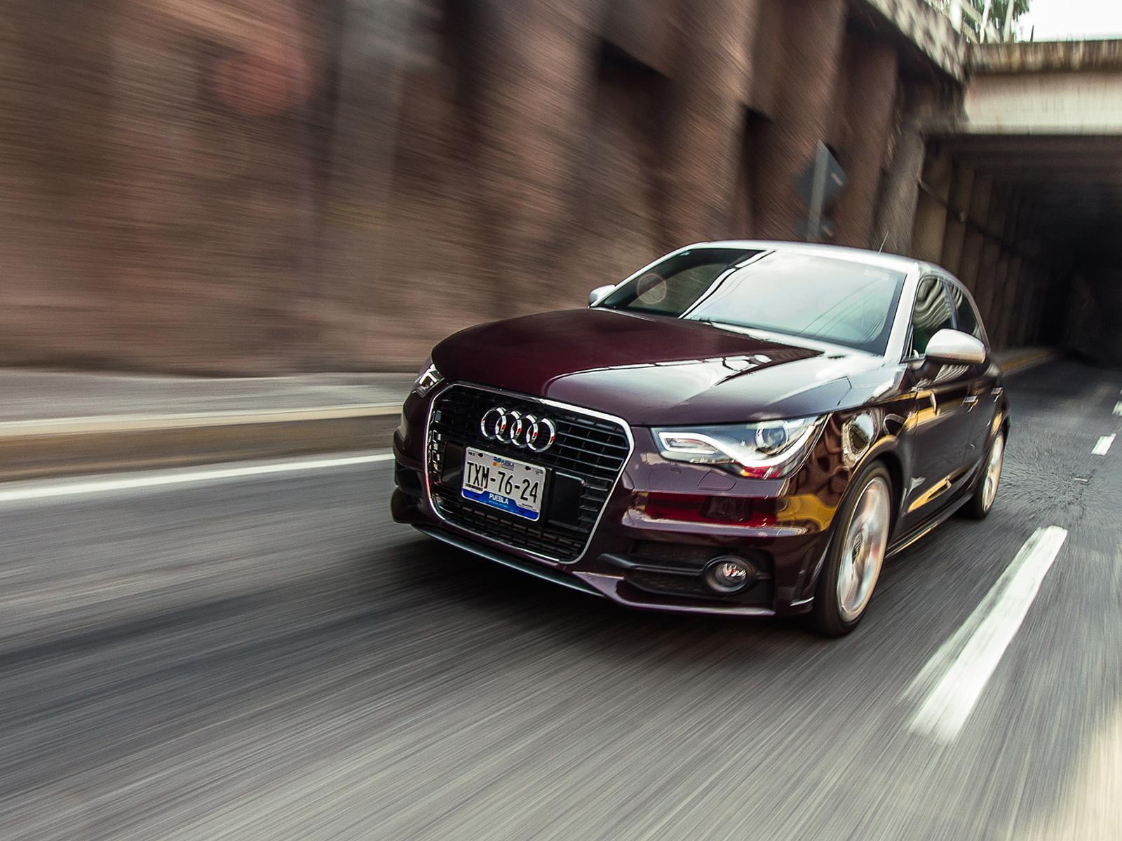 Audi A1 Sportback S Line Plus 2013 a prueba - Autocosmos.com