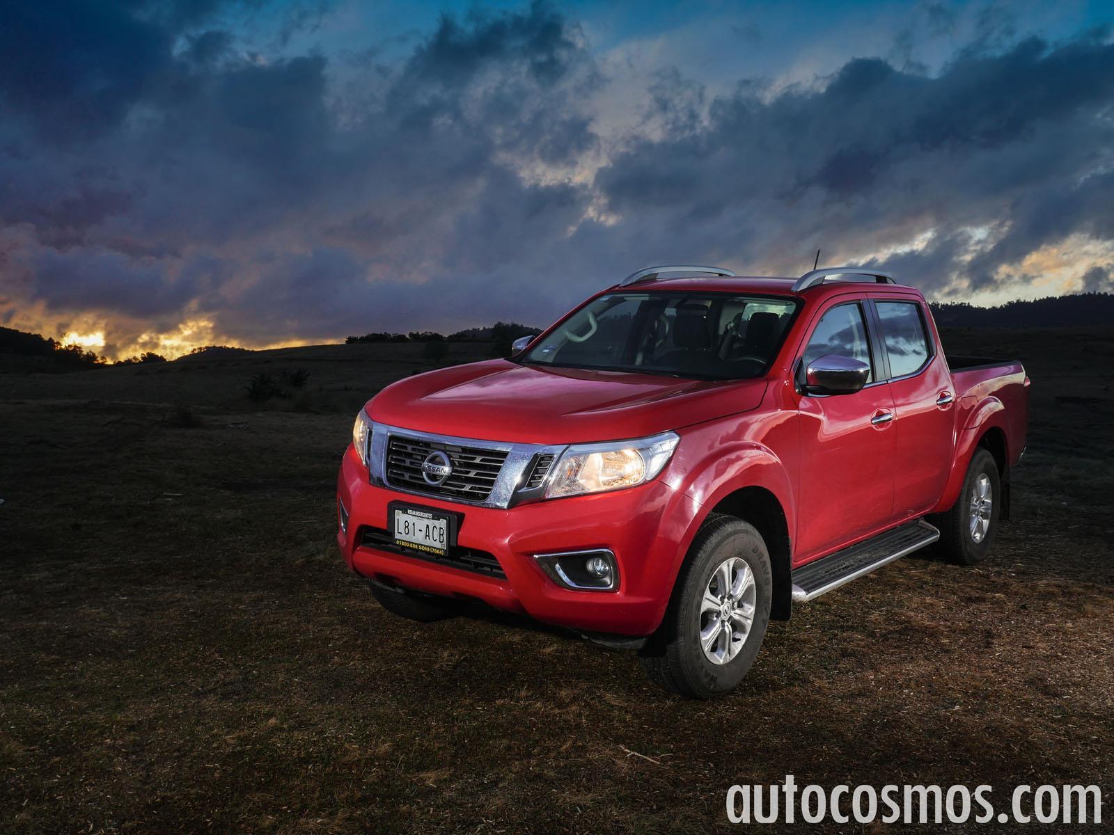 Comparativa: Nissan NP300 vs Toyota Hilux vs Mitsubishi ...