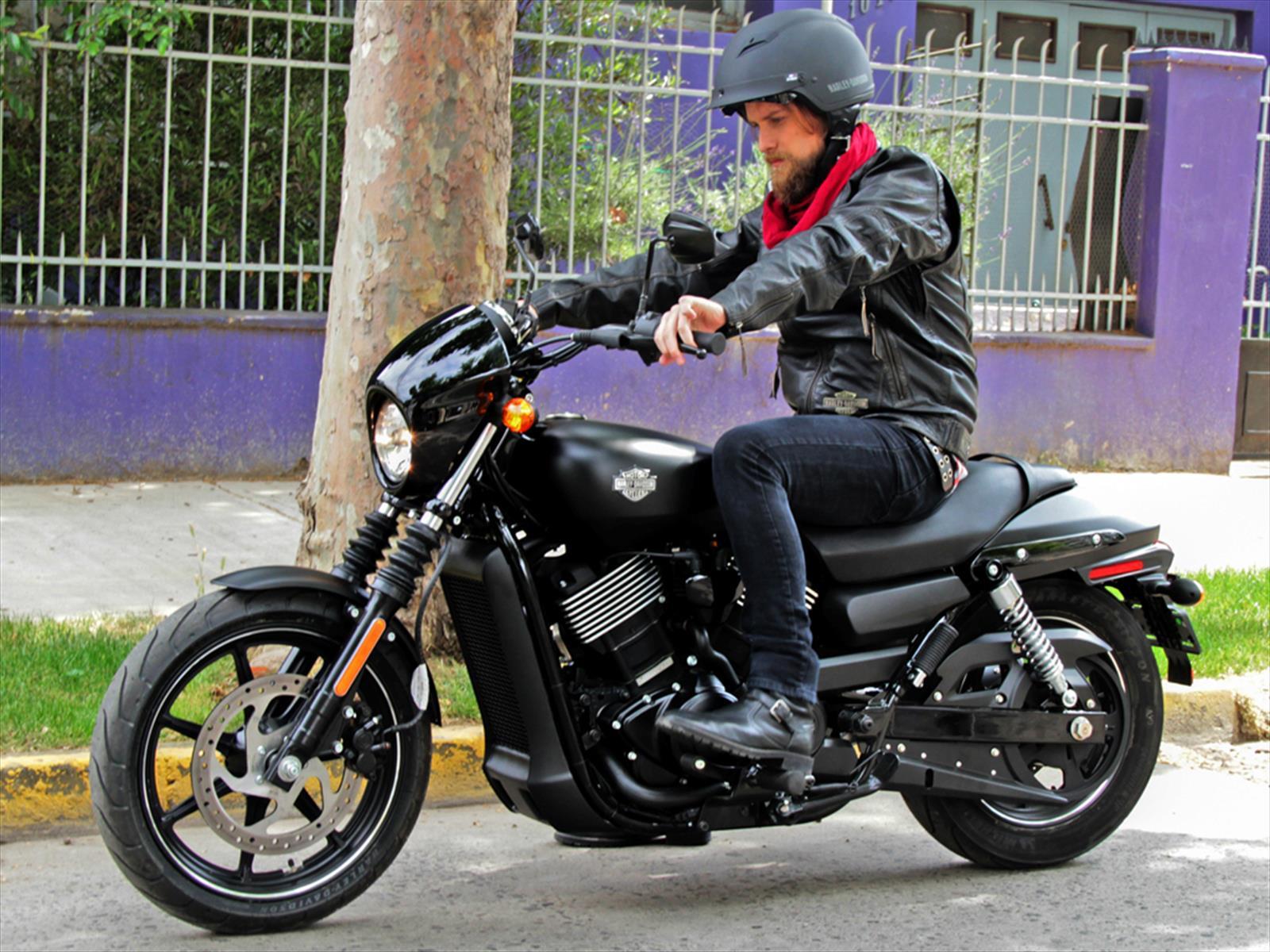 Harley Davidson Lanza En Chile La Street 750 Su Primera