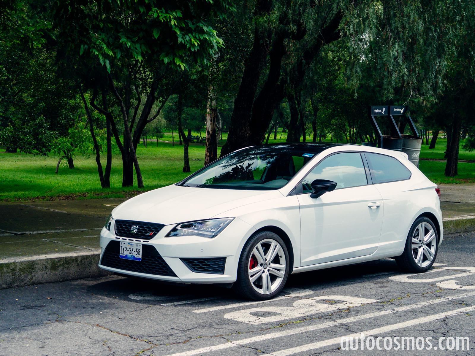 seat le n cupra 2015 llega a m xico en 415 000 pesos. Black Bedroom Furniture Sets. Home Design Ideas