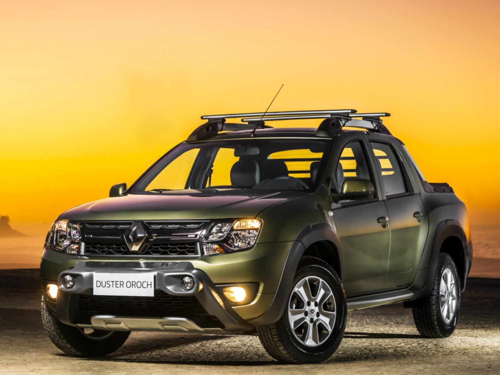10 Cosas Que Tiene Que Saber De La Renault Duster Oroch Autocosmos Com