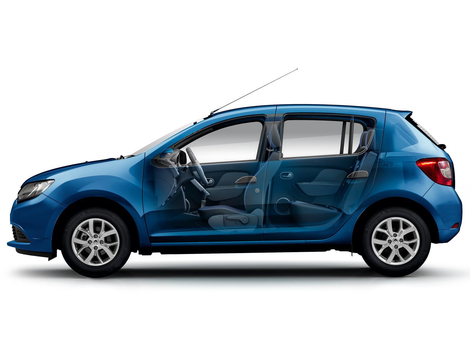 Renault Sandero 2017 Llega A M 233 Xico Desde 169 300 Pesos