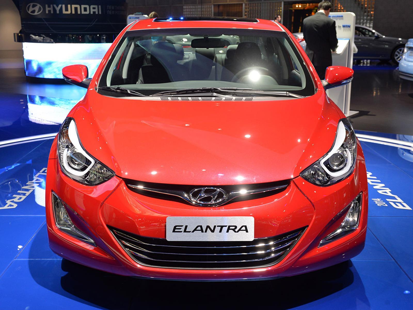 Hyundai Elantra 2016: Primeros antecedentes. - Autocosmos.com