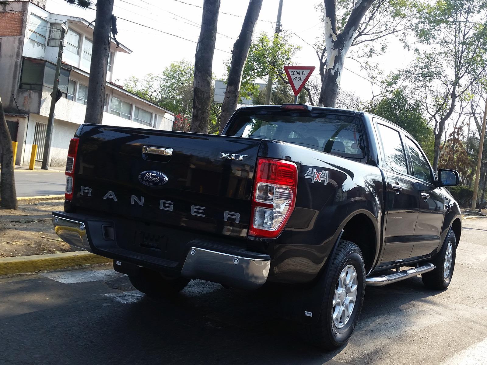 Ford Ranger 2017 Espiada En M 233 Xico Autocosmos Com