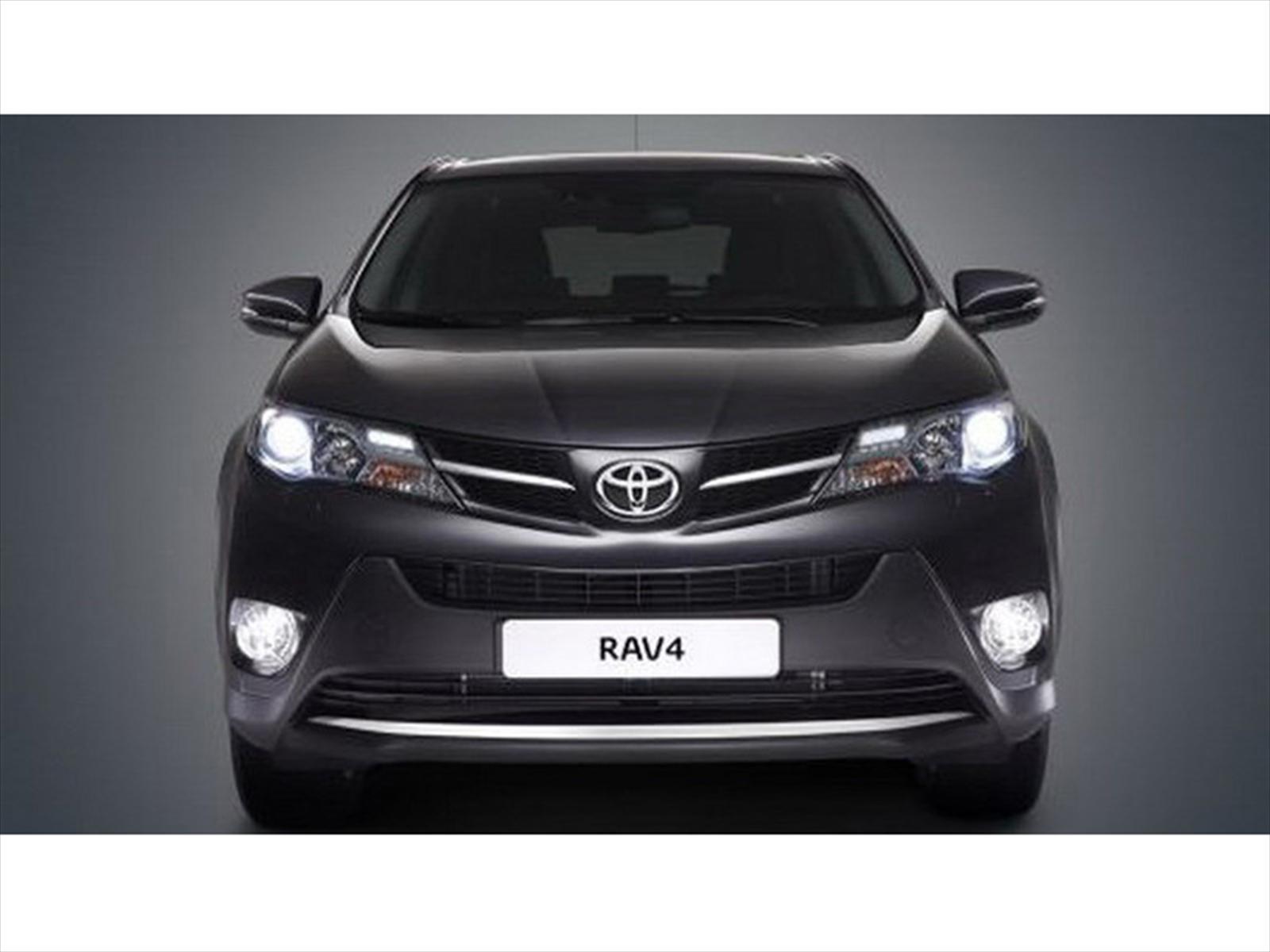 Toyota Camry Se Vs Le - Toyota RAV4 2013 llega a México desde $346,400 pesos ...