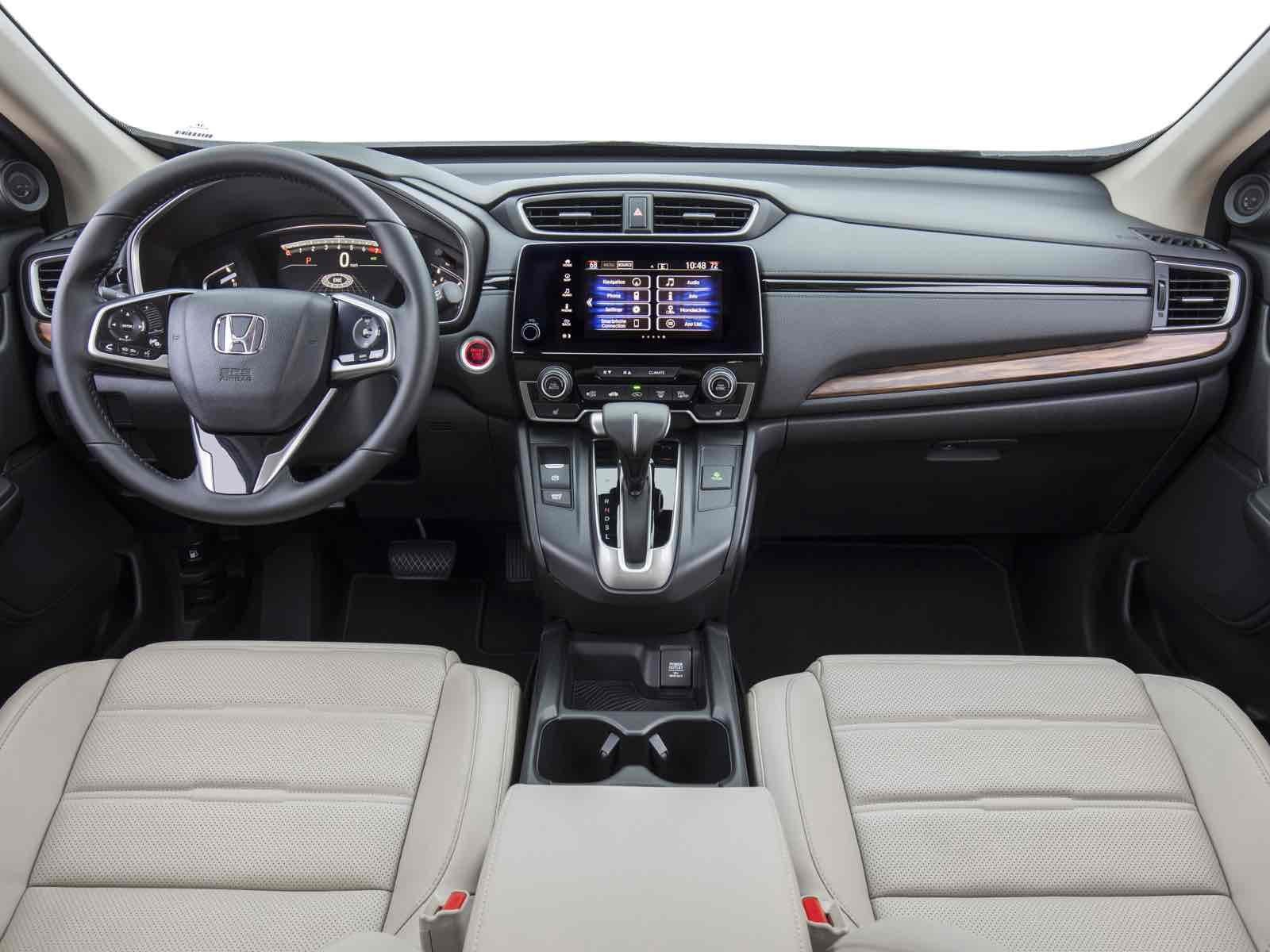 Honda Cr V Hybrid 2018 Debuta Autocosmos Com