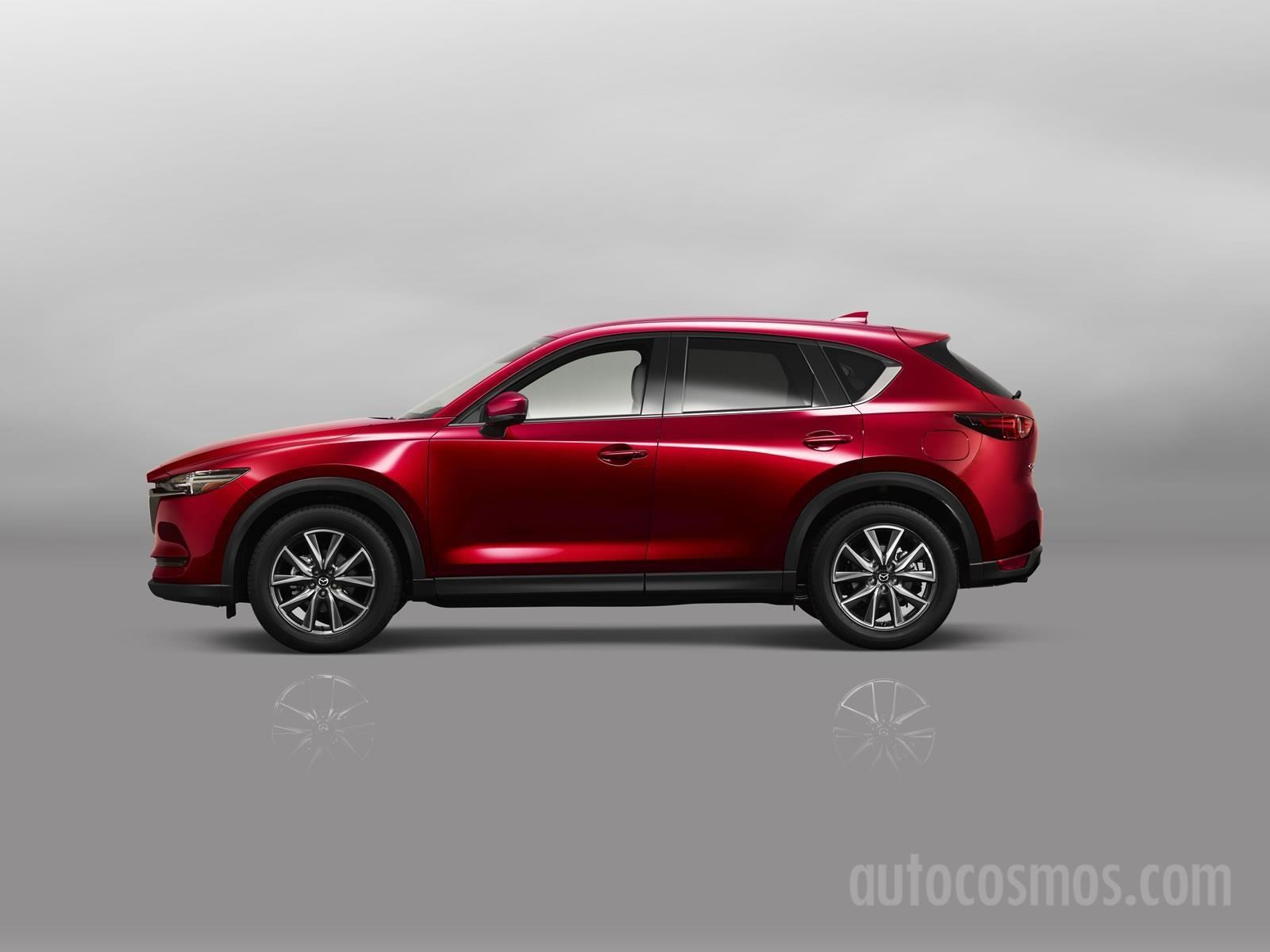 mazda cx 5 2017 precios y versiones. Black Bedroom Furniture Sets. Home Design Ideas