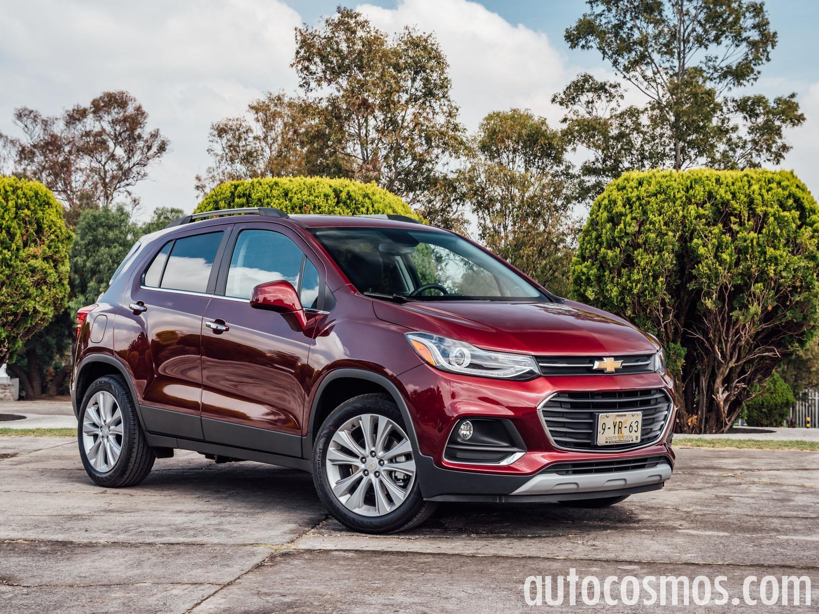 Chevrolet Trax 2017 A Prueba Autocosmos Com