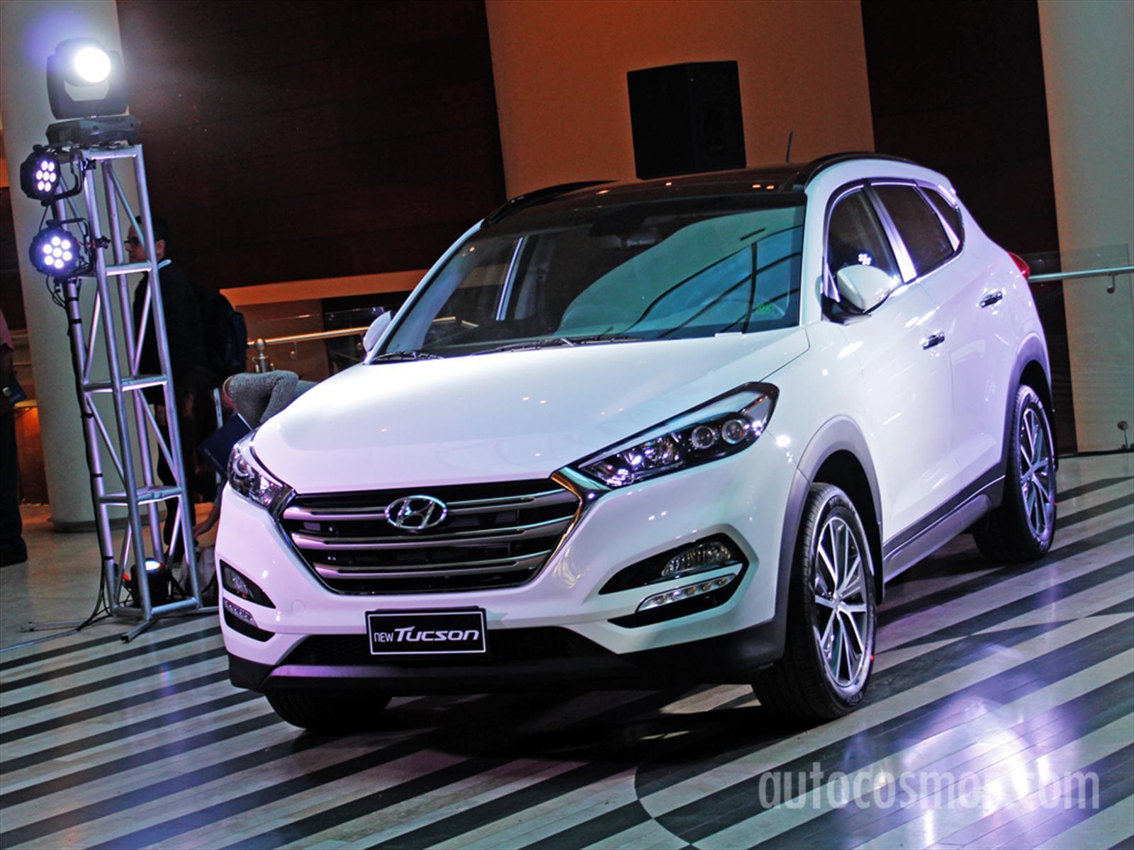 Nuevo Hyundai Tucson 2016 Lanzamiento En Chile