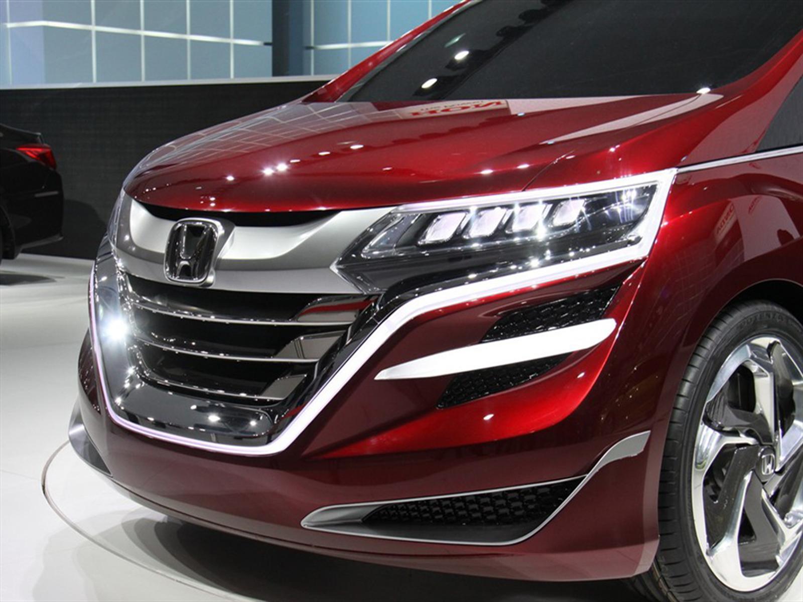 Honda Concept M: A producción el 2014 - Autocosmos.com