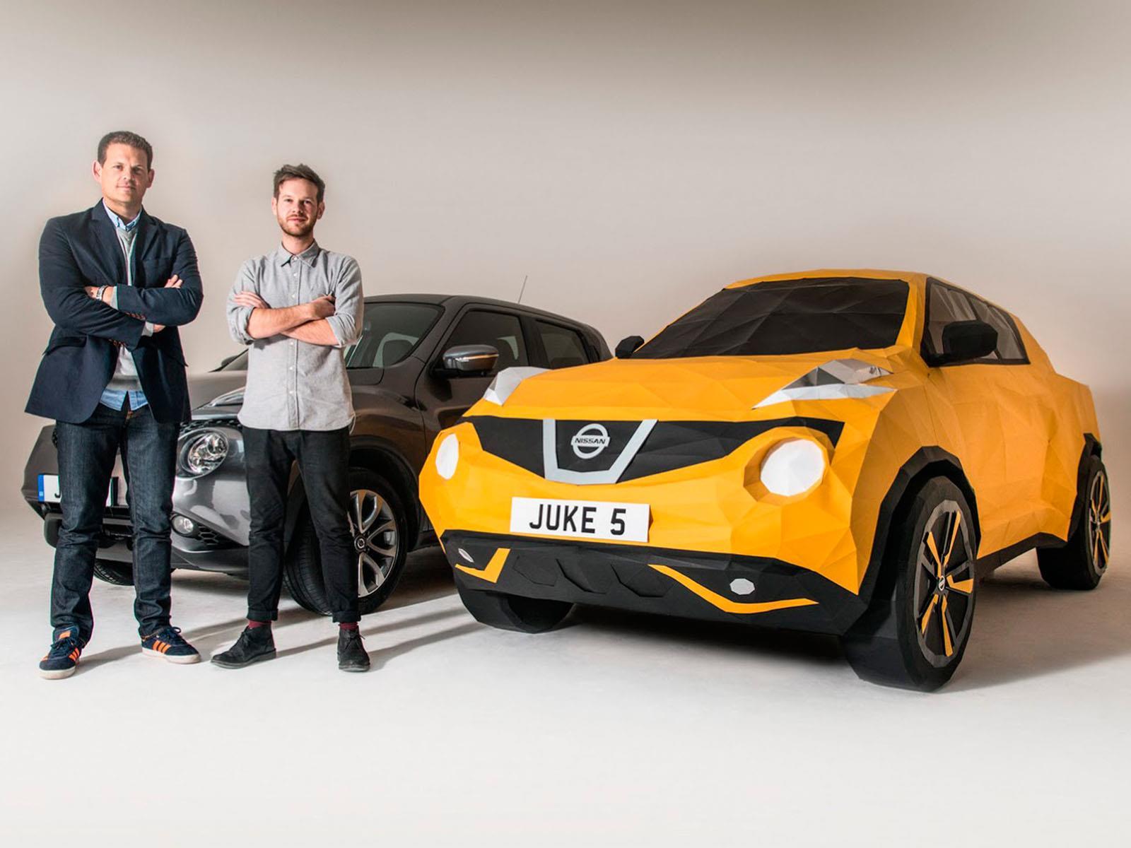 Conoce Al Nissan Juke Que Brilla En La Oscuridad
