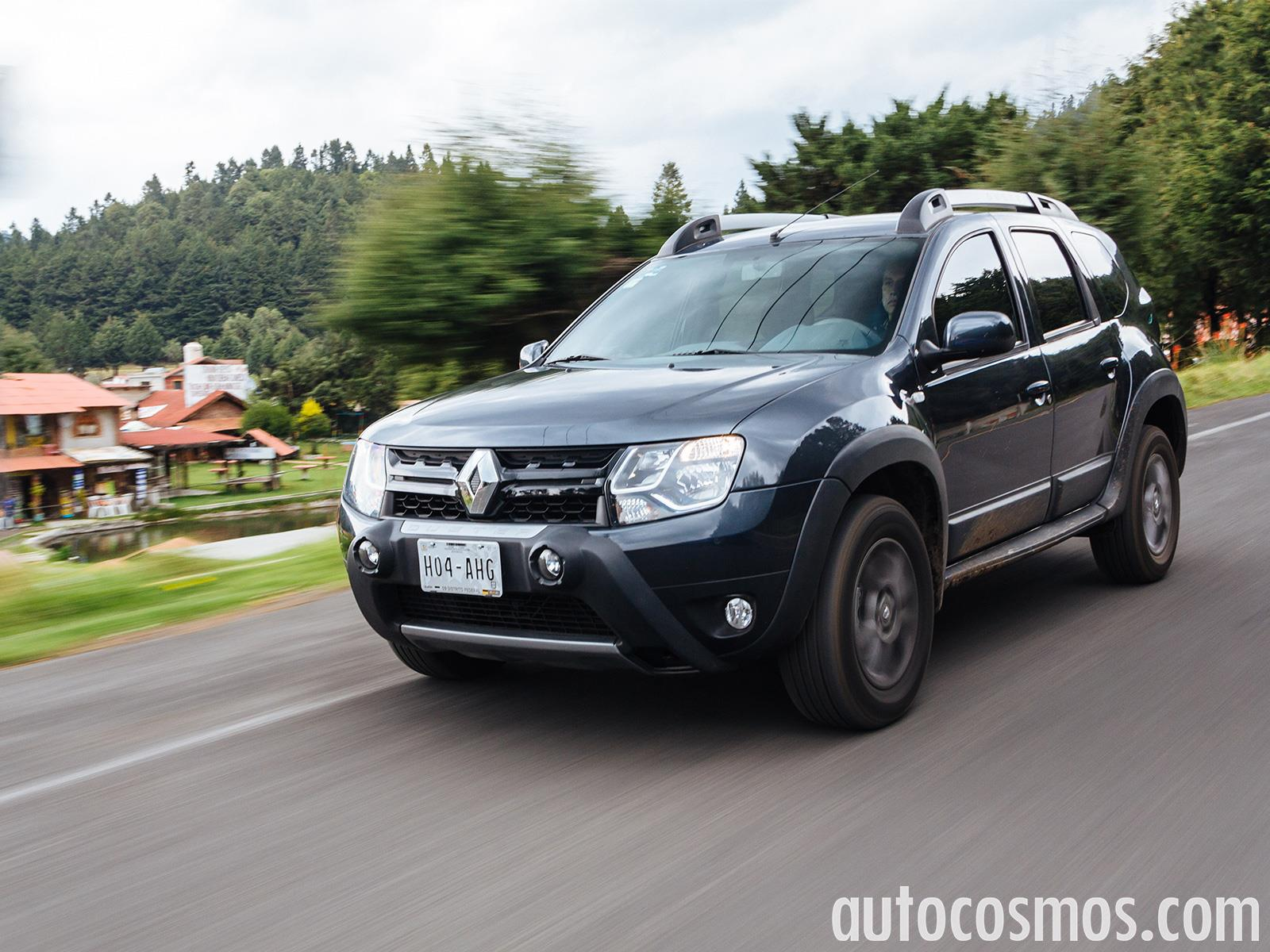renault duster 2017 el facelift de mitad de vida. Black Bedroom Furniture Sets. Home Design Ideas