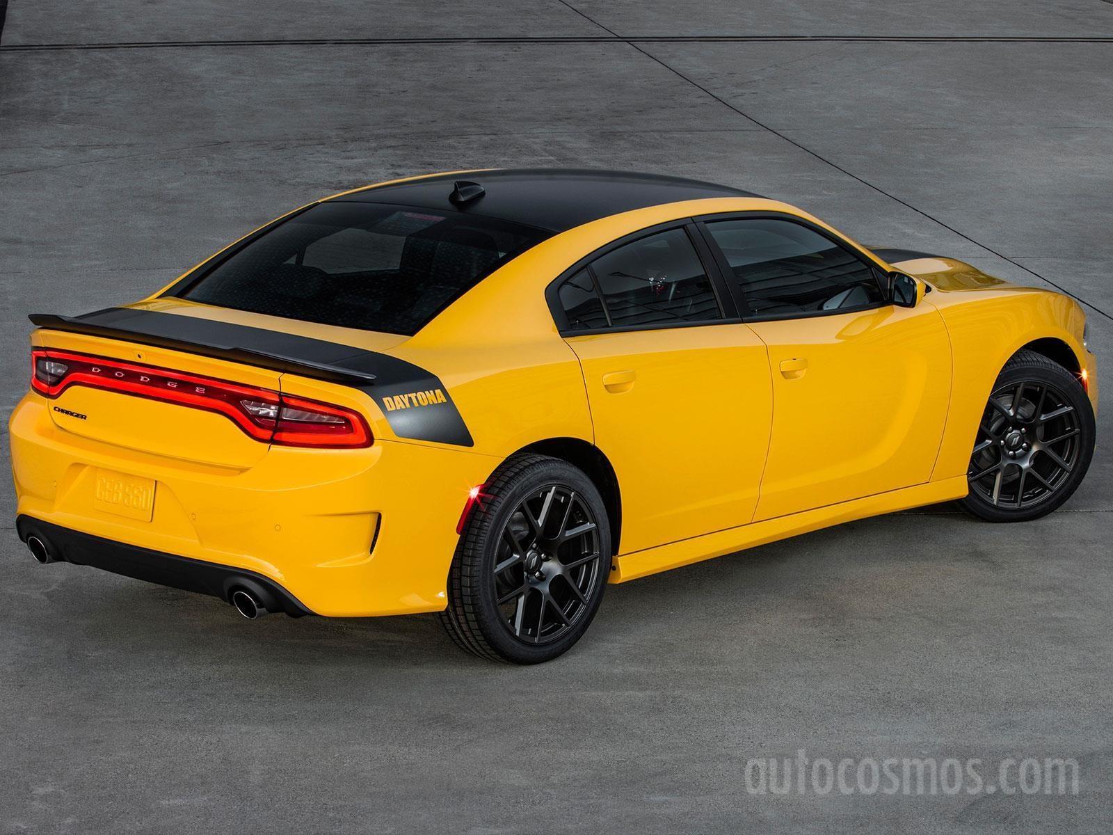 Dodge Charger Daytona 2017 - Autocosmos.com