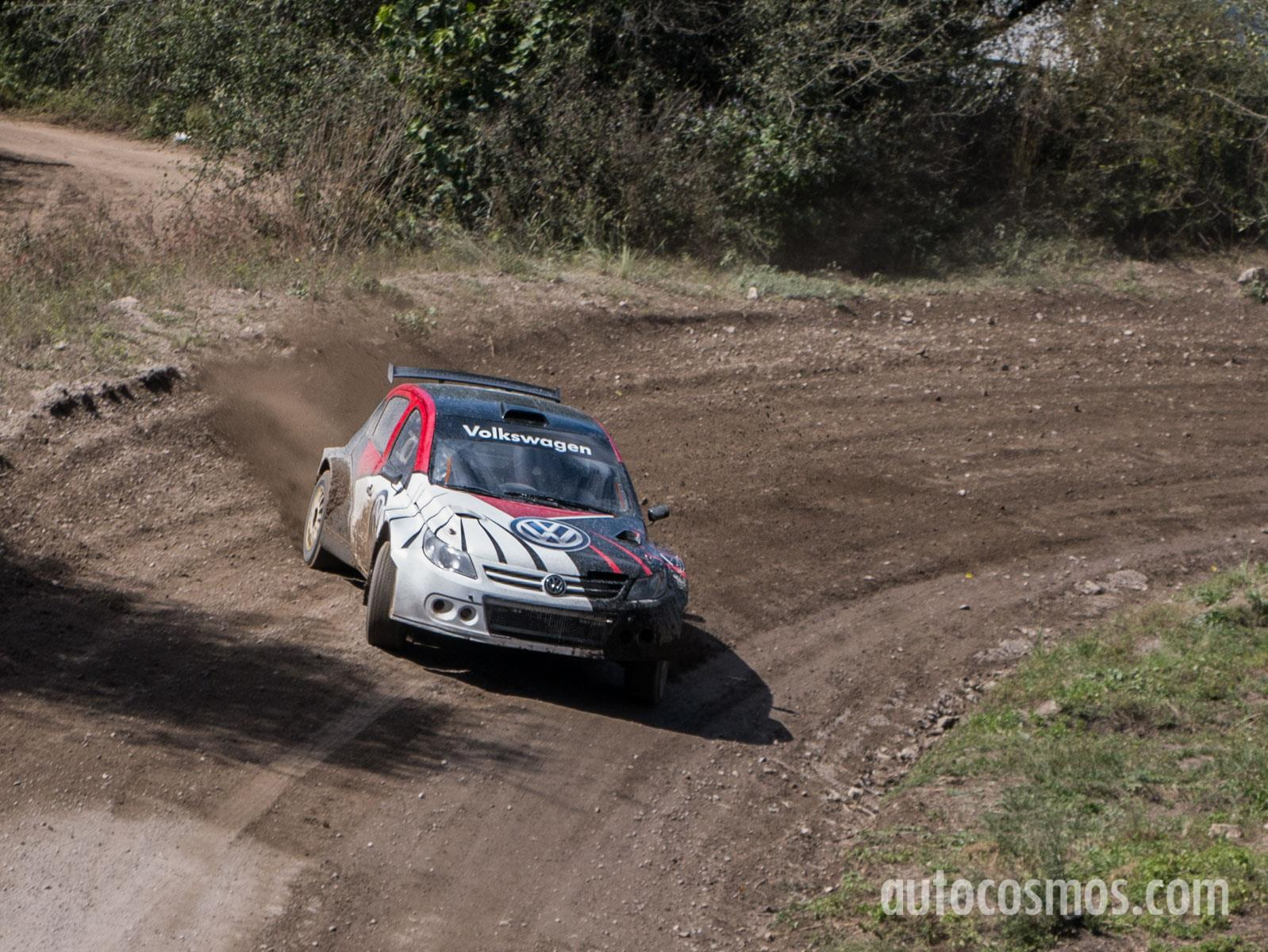 WRC: Citroën volvió a la vida en Argentina - Autocosmos.com