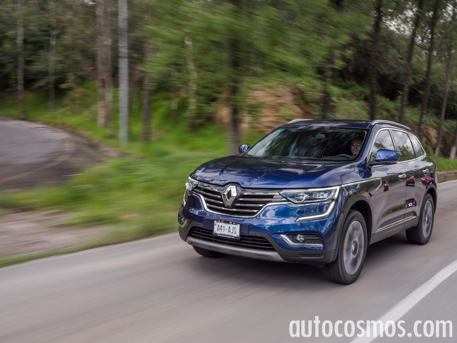 Renault Koleos 2017 Llega A M 233 Xico Desde 355 000 Pesos