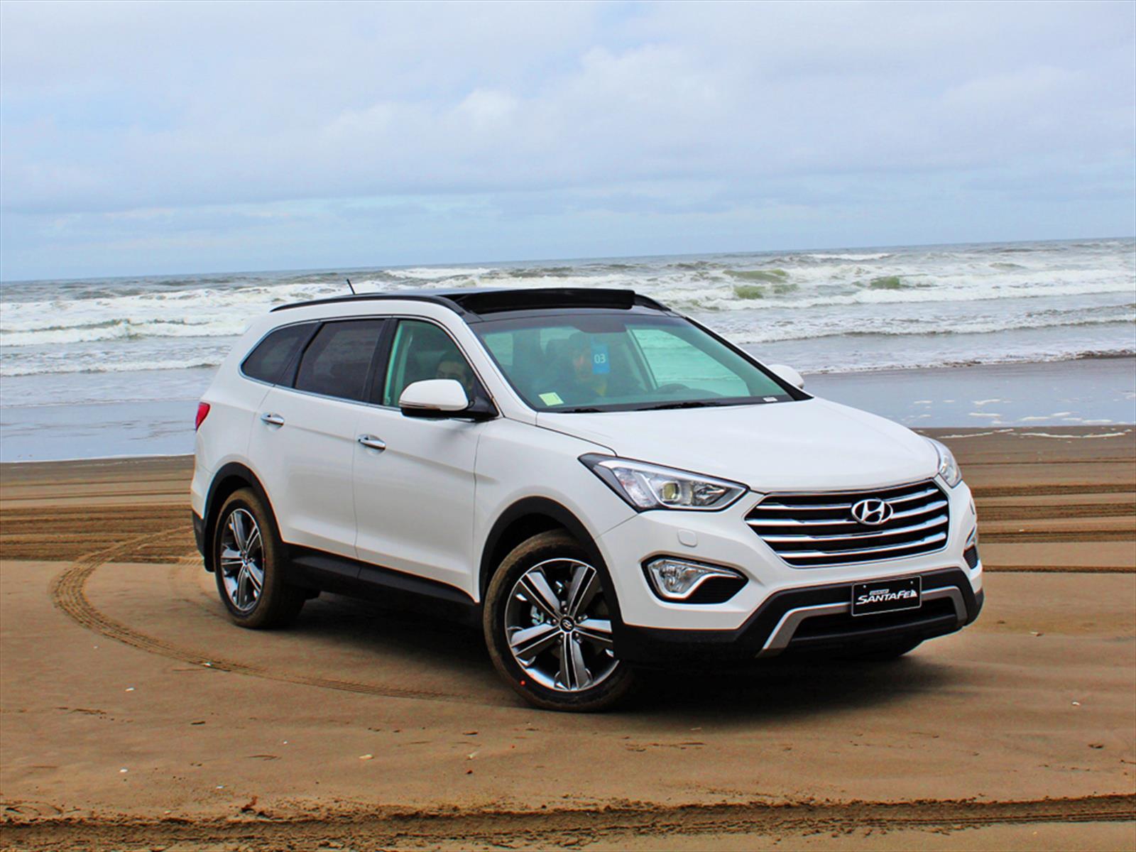 Hyundai Santa Fe 2015 Espiada En M 233 Xico Autocosmos Com