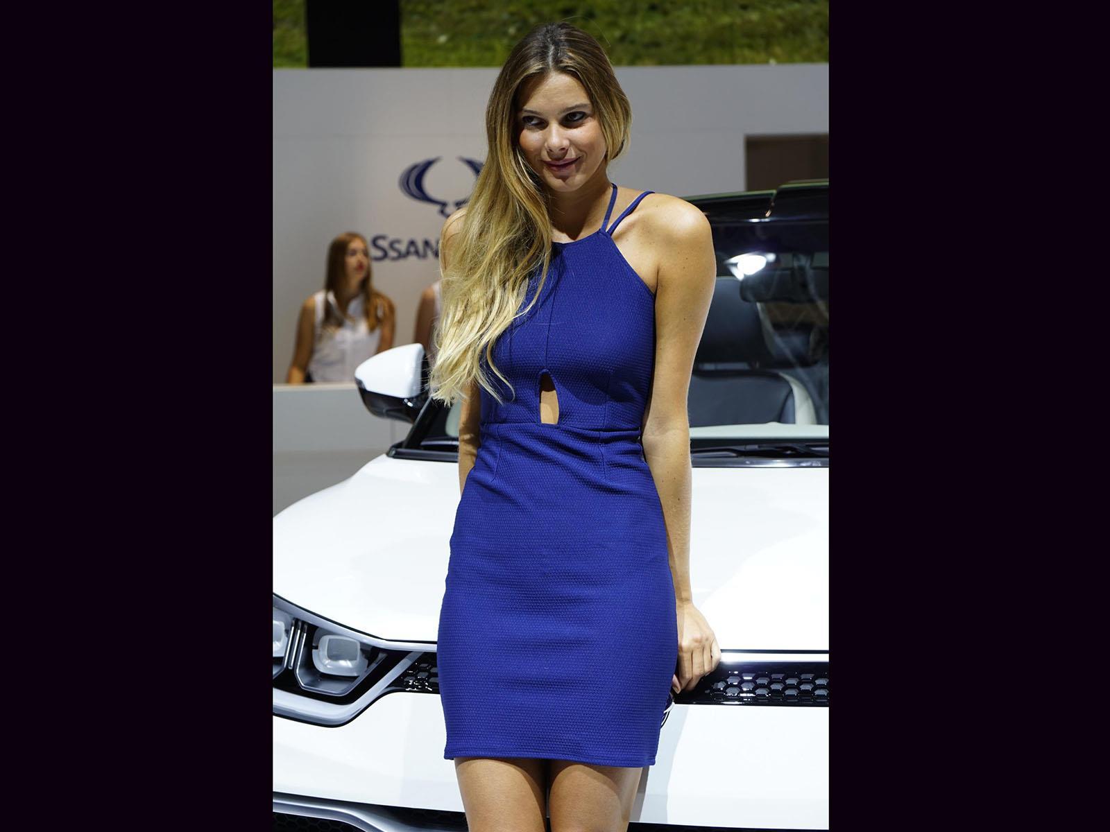 Sal n de par s 2014 la belleza femenina presente en el - Salon de the paris 9 ...