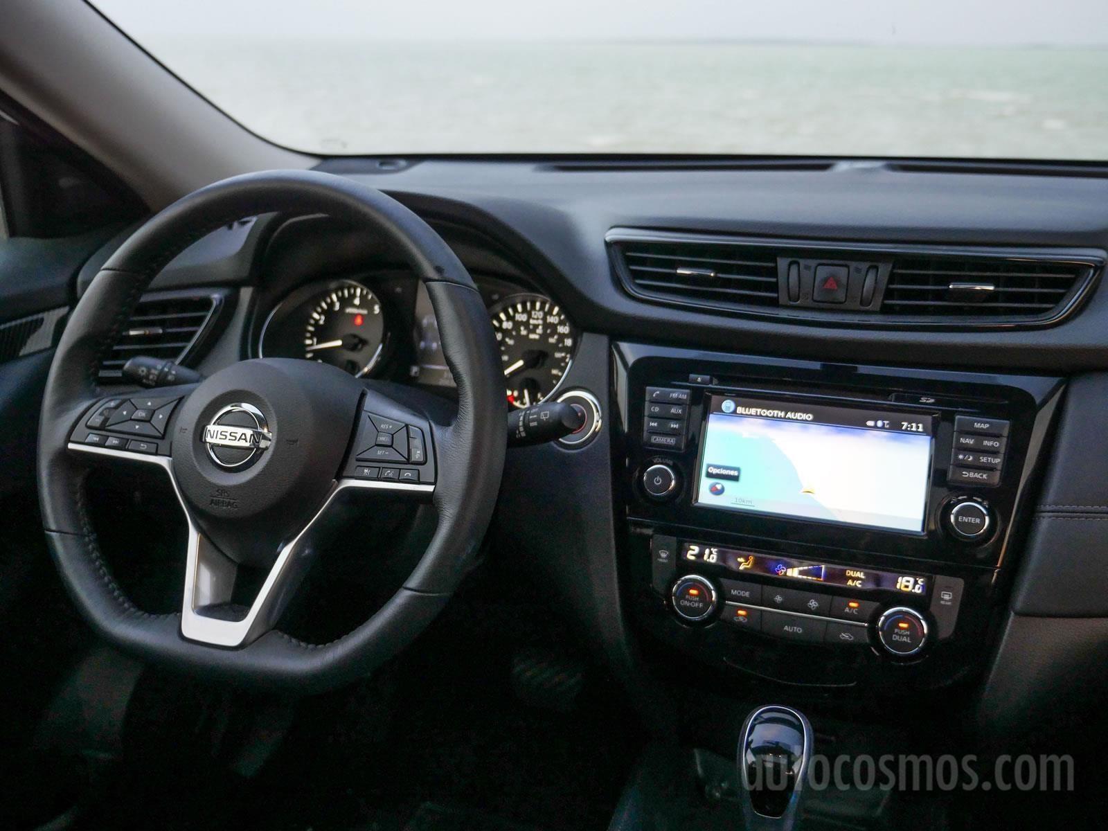 Nissan X Trail 2018 A Prueba Autocosmos Com