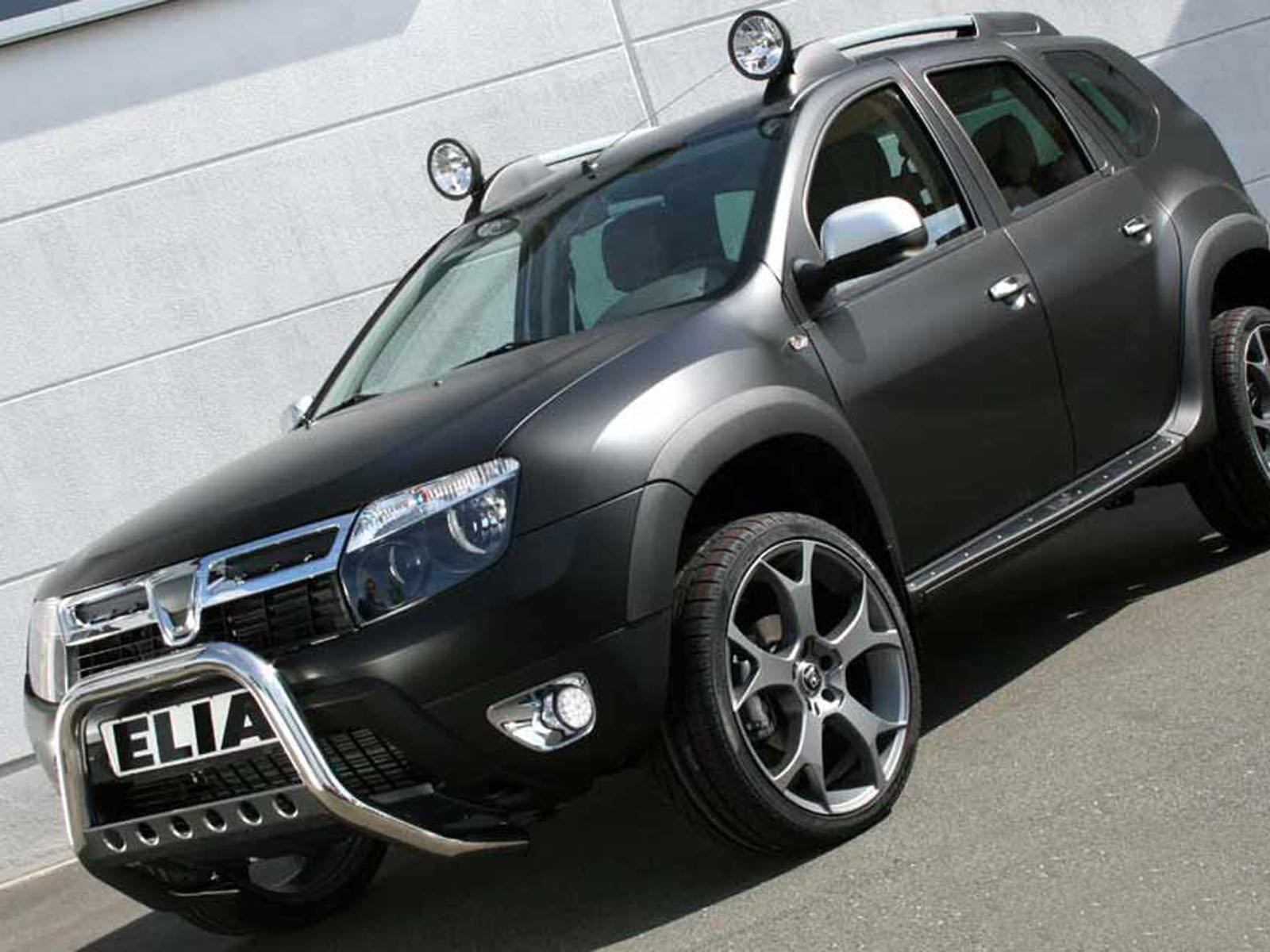 dacia duster tuning por elia. Black Bedroom Furniture Sets. Home Design Ideas