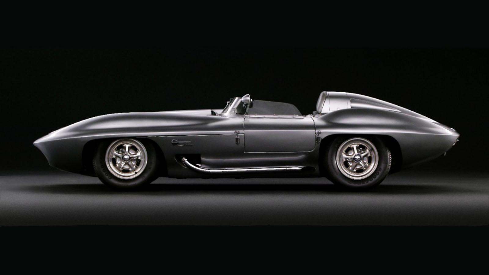 Autos Cl 225 Sicos Chevrolet Corvette Autocosmos Com