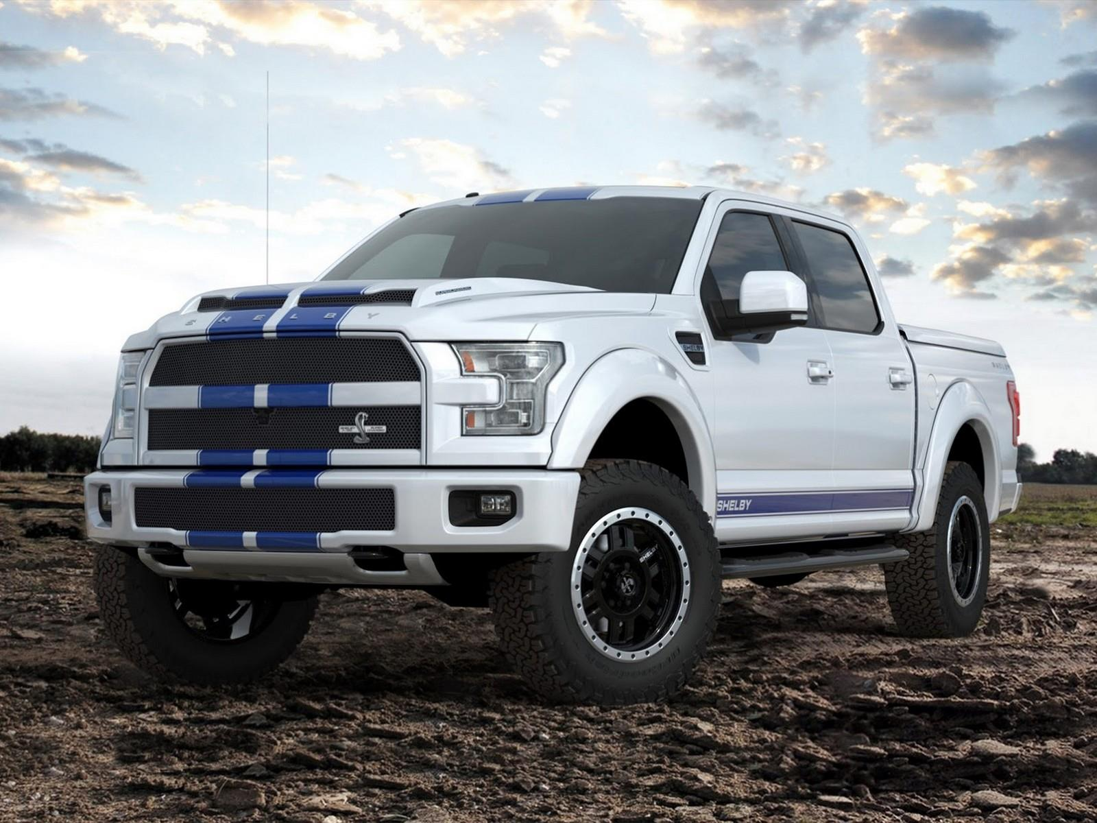 Shelby F150 For Sale >> Shelby F-150, una super pick up de 700 hp - Autocosmos.com