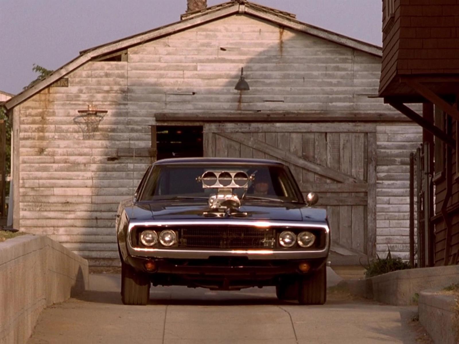 Vin Diesel Cars