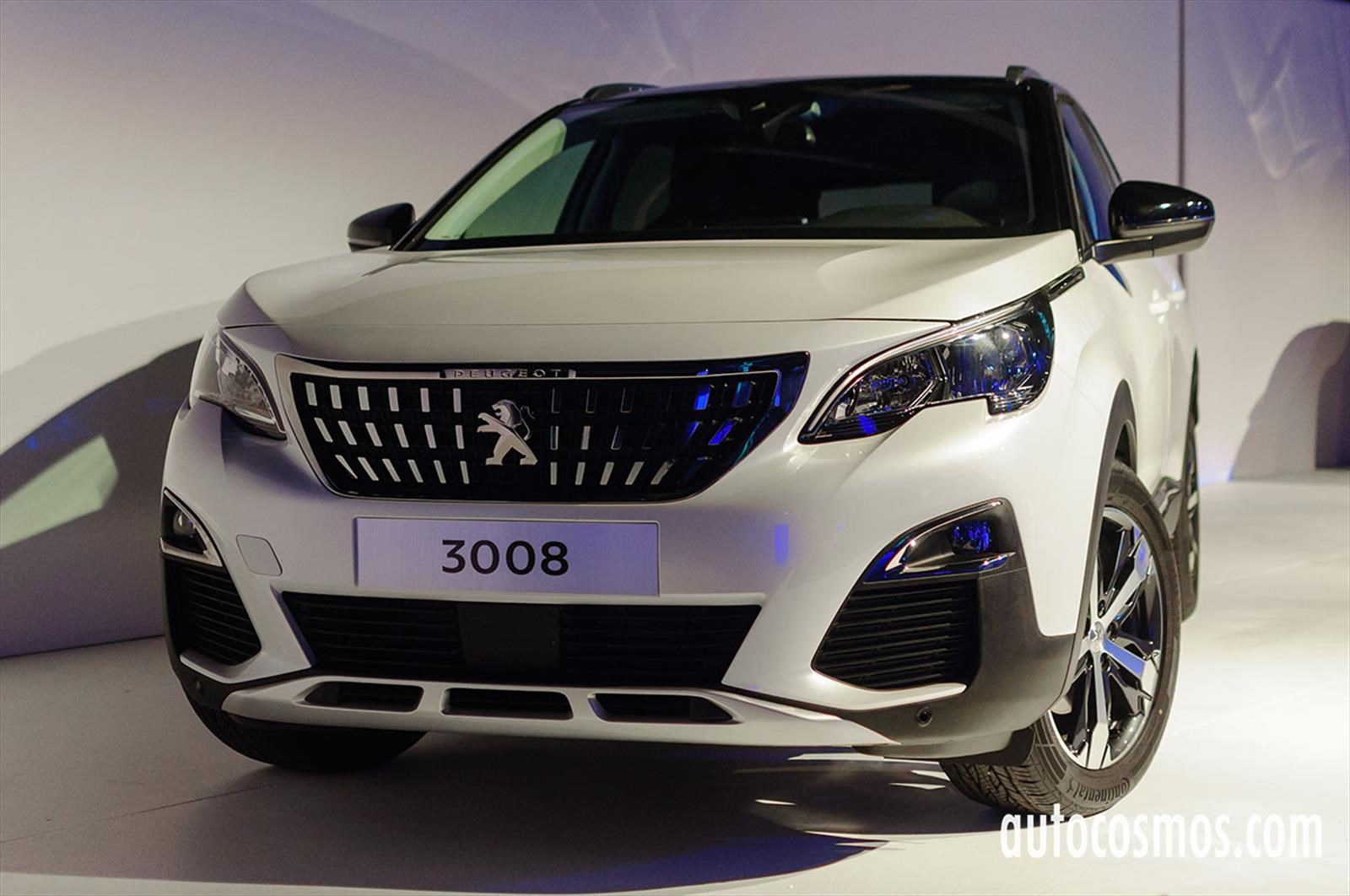 peugeot 3008 2017 se pone a la venta. Black Bedroom Furniture Sets. Home Design Ideas