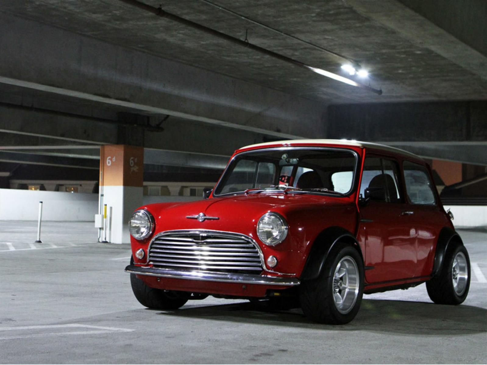 Mini Cooper Cl 225 Sico Estrena Motor Honda Vtec Autocosmos Com