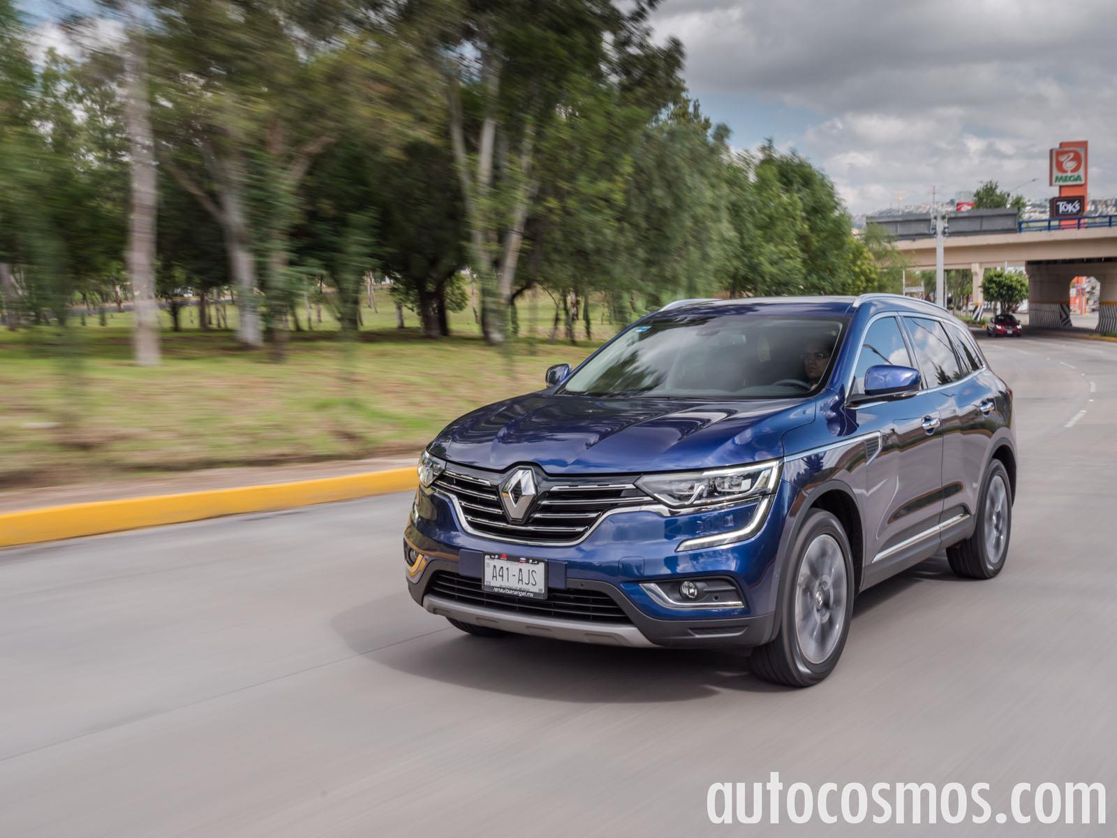Renault Koleos 2017 A Prueba Autocosmos Com