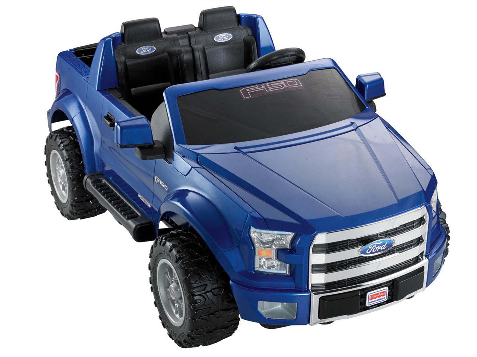 Ford F 150 2015 By Power Wheels Autocosmos Com