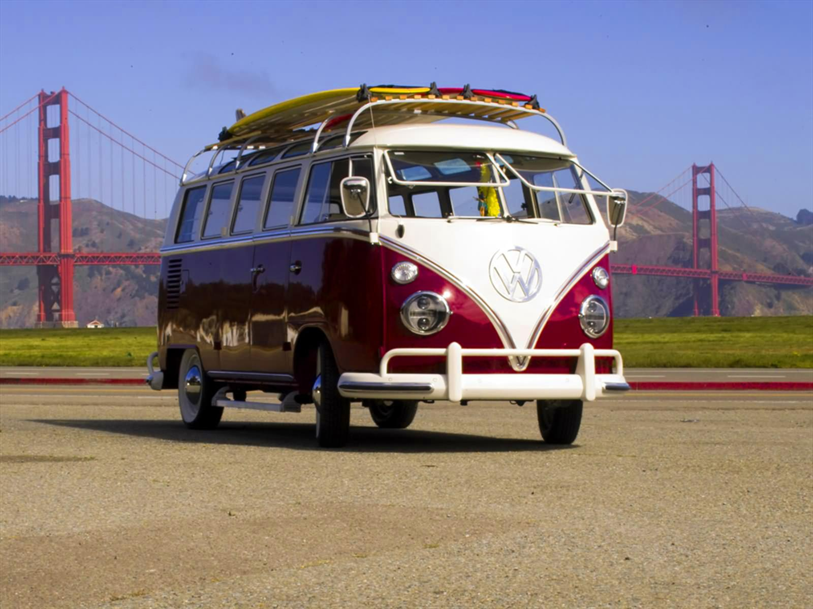 VW Bus and Camper - We Love Vintage