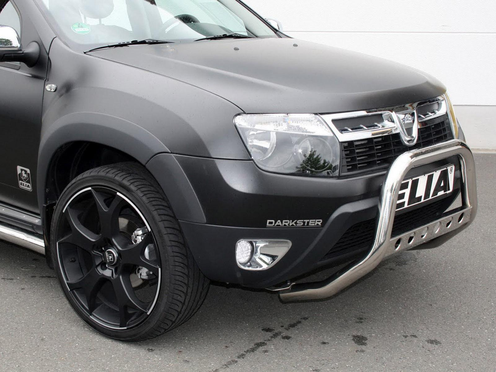 Dacia Duster Modificado Por Alemanes Autocosmos Com