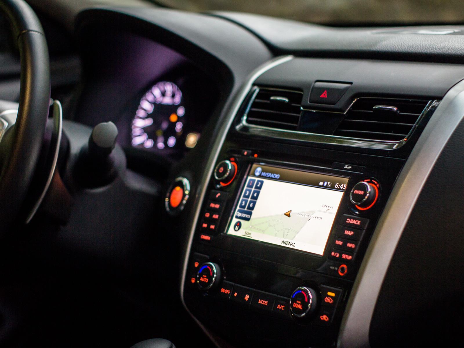 Nissan Altima Exclusive 2013 A Prueba Autocosmos Com