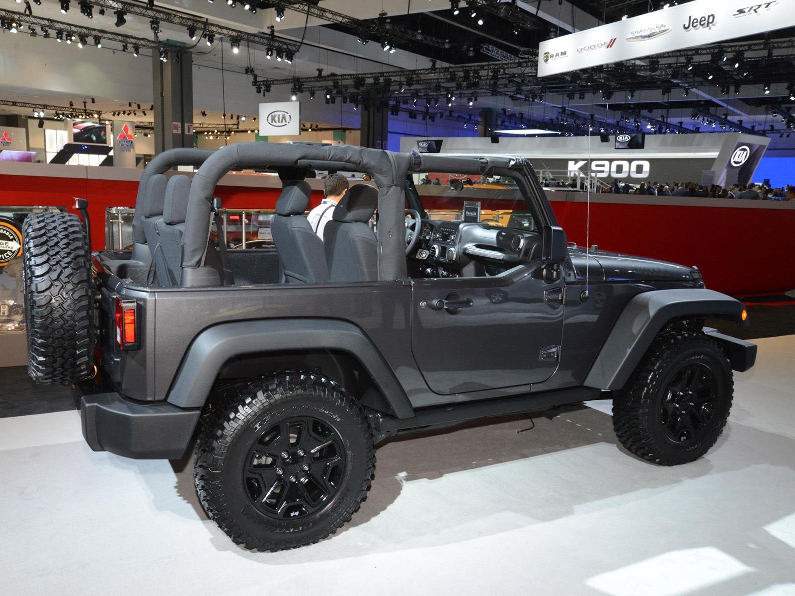Sal 243 N De Los 193 Ngeles 2013 Jeep Wrangler Edici 243 N Willys