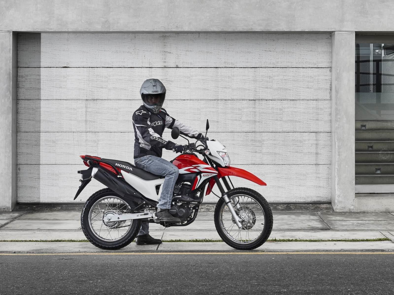 Honda Xr 190l 2017 Autocosmos Com