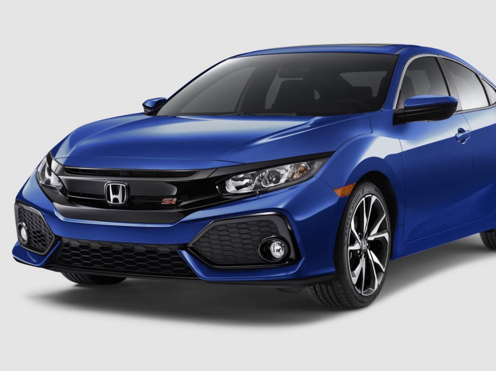 Auto show de nueva york 2017 honda civic si 2018 el for Honda civic si automatic