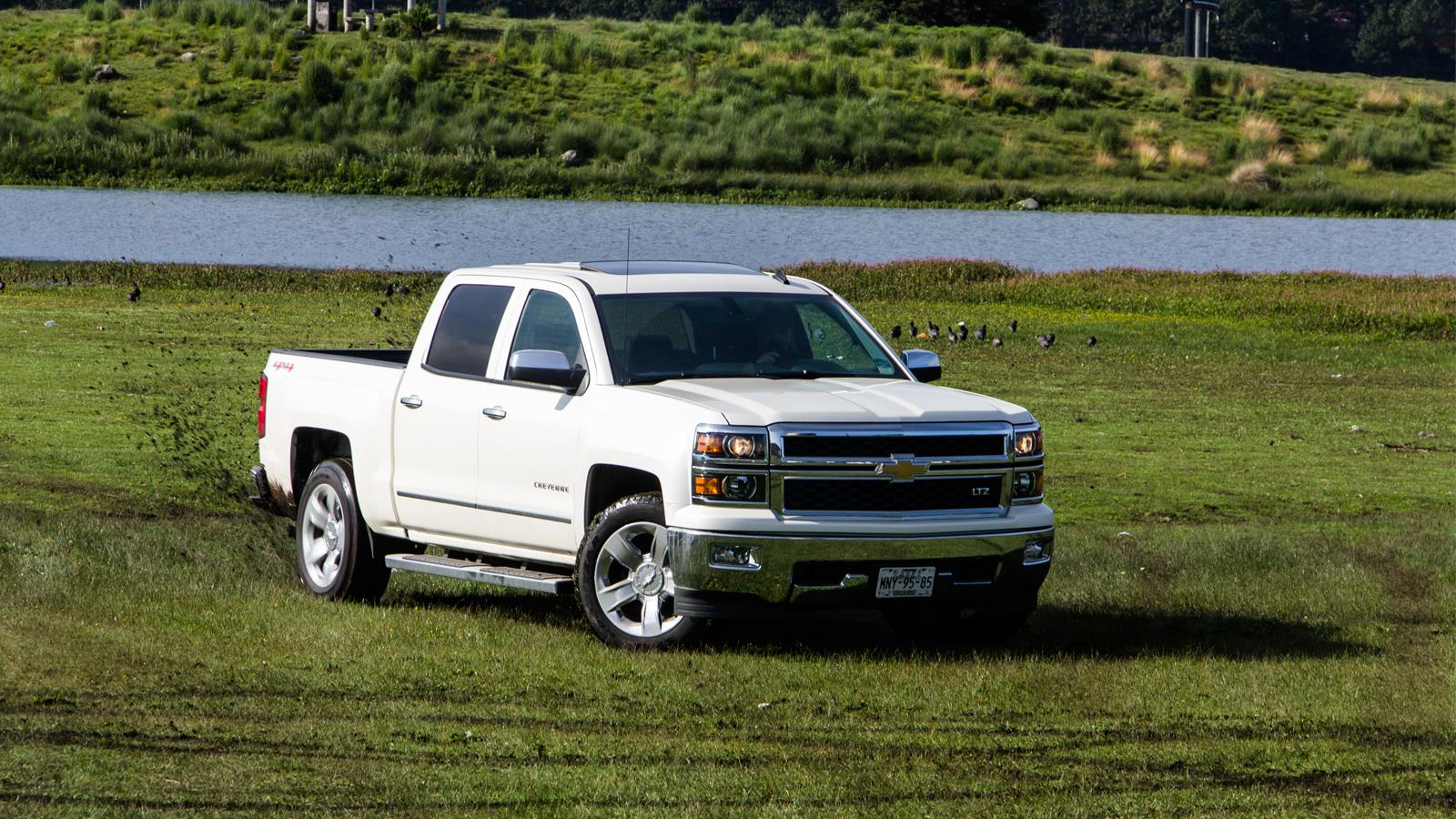 Chevrolet Cheyenne 2014 A Prueba Autocosmos Com