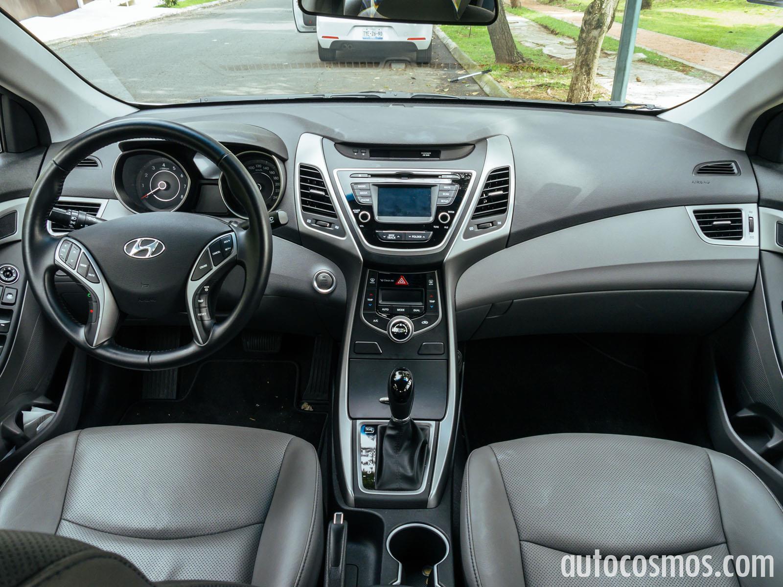 Mazda3 Vs Hyundai Elantra >> Hyundai Elantra 2015 a prueba - Autocosmos.com