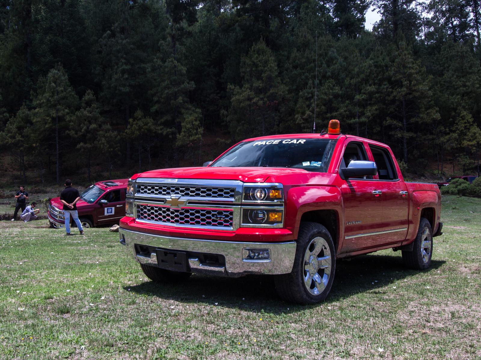 Chevrolet Cheyenne 2014 Llega A Mexico Desde 610900