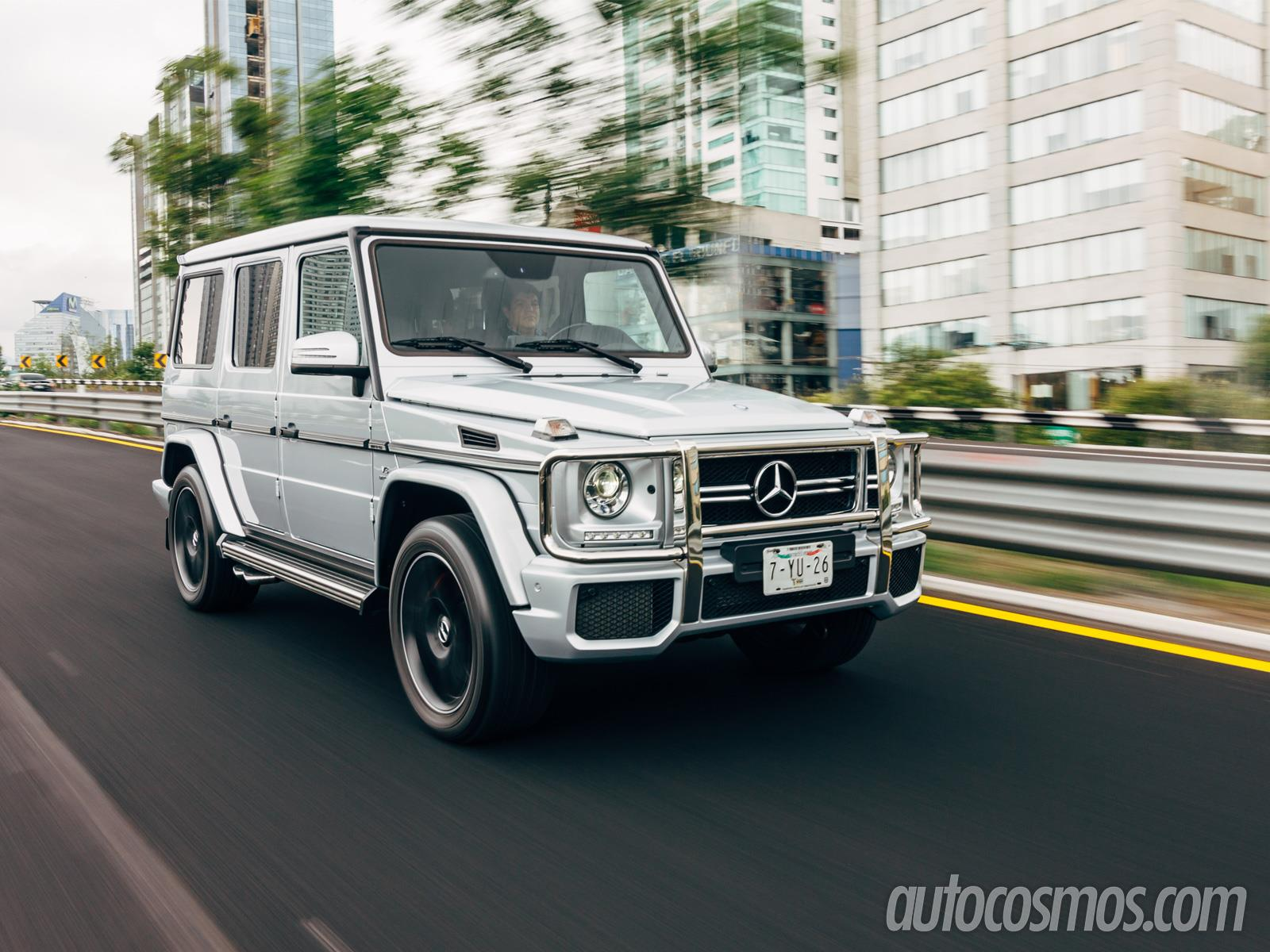 Test de mercedes benz g63 amg 2014 for Mercedes benz of fairfield california