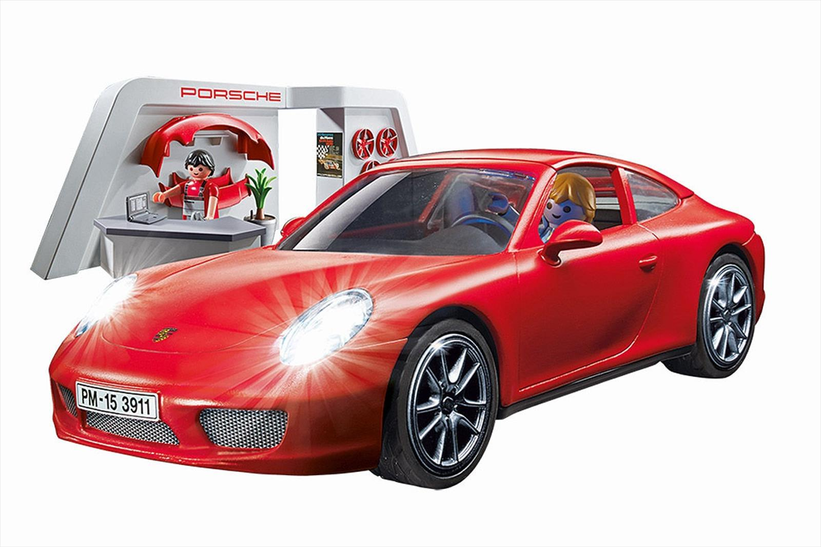 porsche 911 carrera s de playmobil. Black Bedroom Furniture Sets. Home Design Ideas