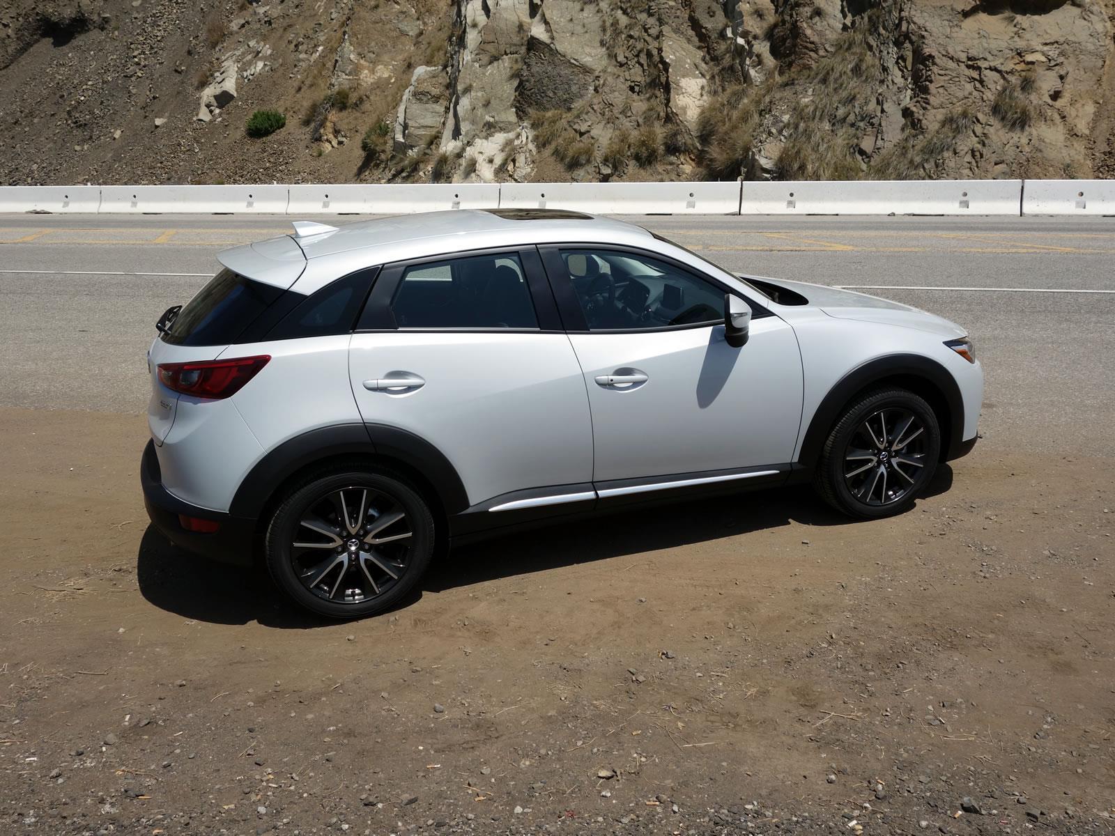 Mazda CX-3 2016 disponible en Estados Unidos con un precio ...