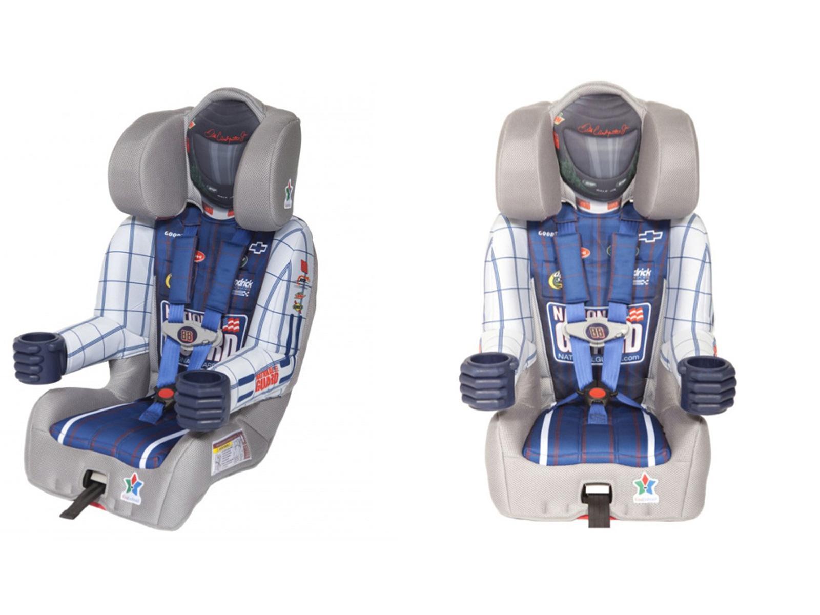 Sillas de seguridad para ni os estilo caricaturesco for Sillas para ninos automovil