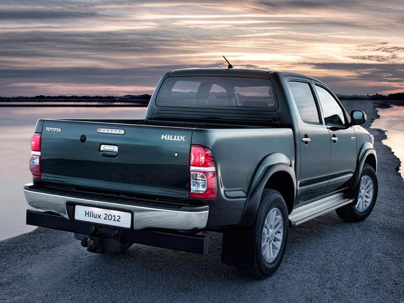 Toyota Hilux 2012, anticipo