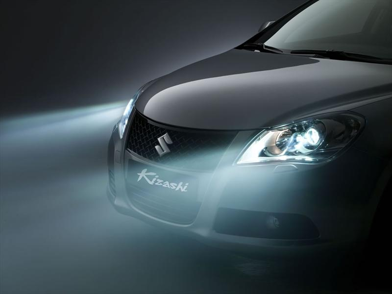 Suzuki Kizashi 2010
